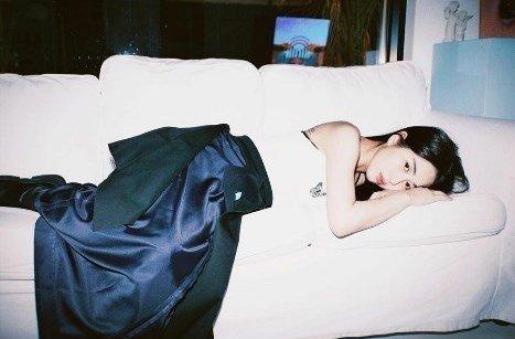 배우 권민아 인스타그램 갈무리 © 뉴스1