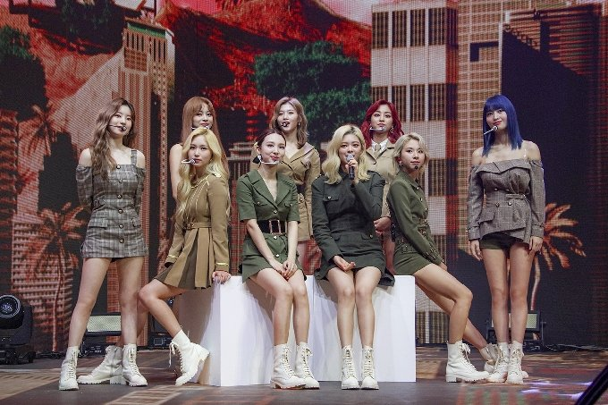 트와이스/JYP엔터테인먼트 제공© 뉴스1