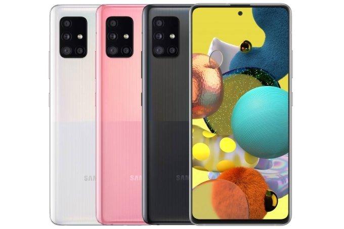 삼성전자 5G 중저가폰 갤럭시 A51
