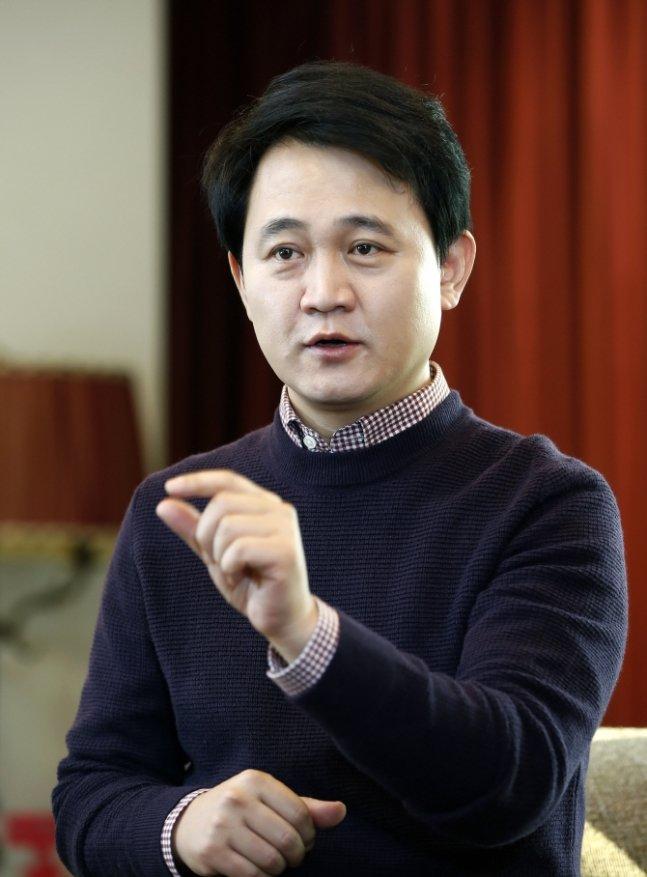 방준혁 넷마블 이사회 의장.