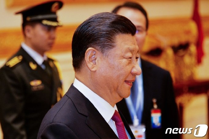 시진핑 중국 국가주석 <자료사진> © AFP=뉴스1