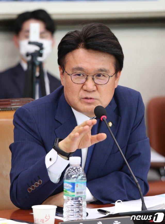 황운하 더불어민주당 의원. /사진=뉴스1.