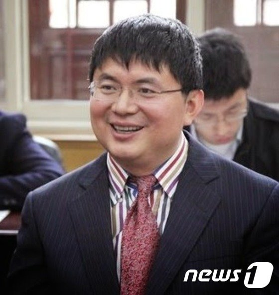 샤오젠화 밍톈그룹 설립자. /사진=뉴스1