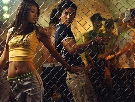 전지현과 정우성의 댄스씬이 유명해진 지오다노 광고