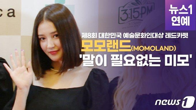 © 뉴스1'제8회 대한민국 예술문화인대상' 시상식 레드카펫
