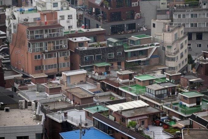 서울 시내 다세대, 다가구 밀집지 전경. /사진=머니투데이DB