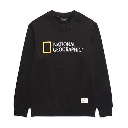 내셔널지오그래픽 맨투맨 티셔츠/사진=내셔널지오그래픽 공식몰