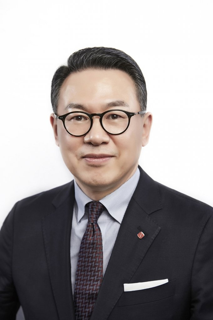 롯데지주 대표이사 내정 사장 이동우 / 사진제공=롯데