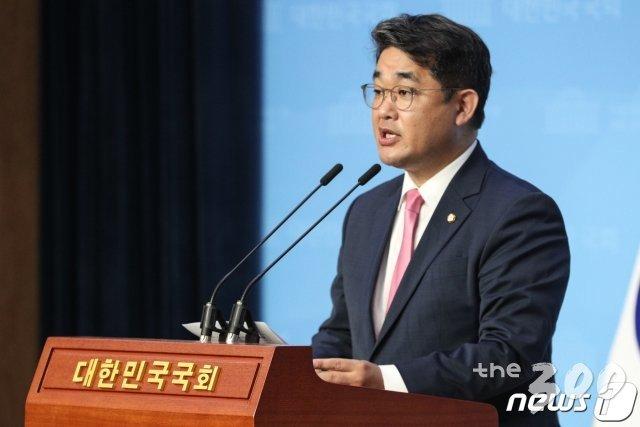 배준영 미래통합당 대변인 /사진=뉴스1