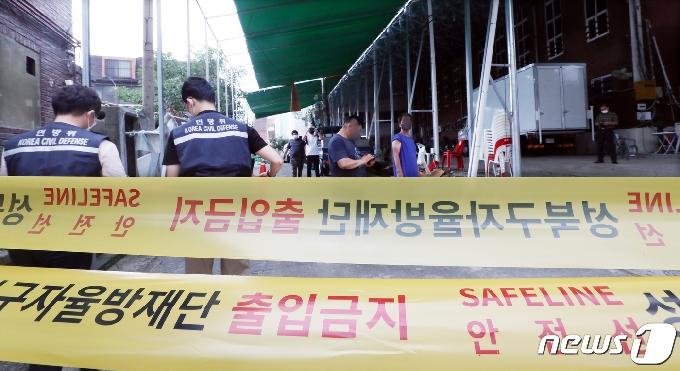 '수도권 코로나19 폭증' 인천 11명 확진