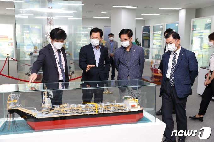 권명호 의원, 민생 경제분야 광폭 행보…울산 예산확보 협력