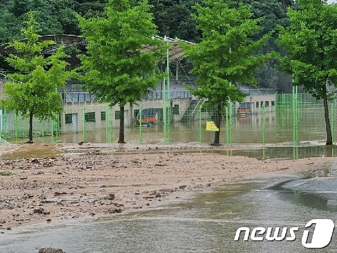 충북 호우피해 2500억원 육박…주말 복구 작업·실종자 수색 계속
