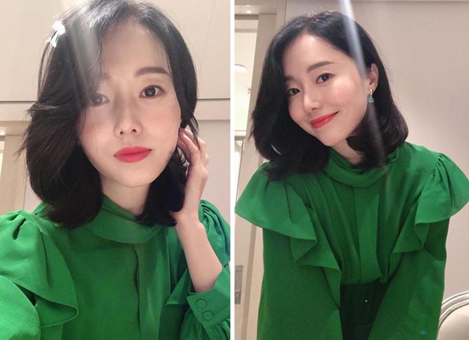 /사진=배우 이정현 인스타그램