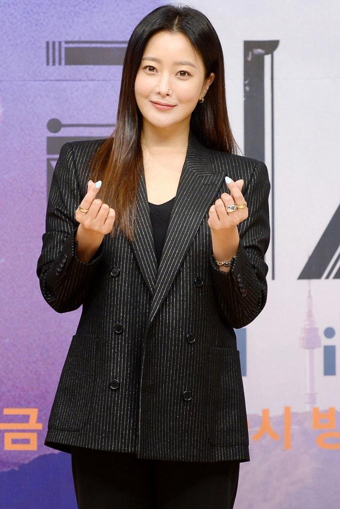 배우 김희선/사진제공=SBS