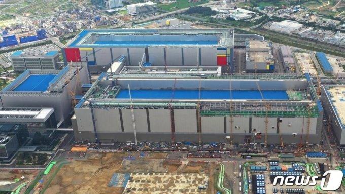 삼성전자의 반도체 공장인 평택 2라인. /사진=뉴스1(삼성전자 제공)