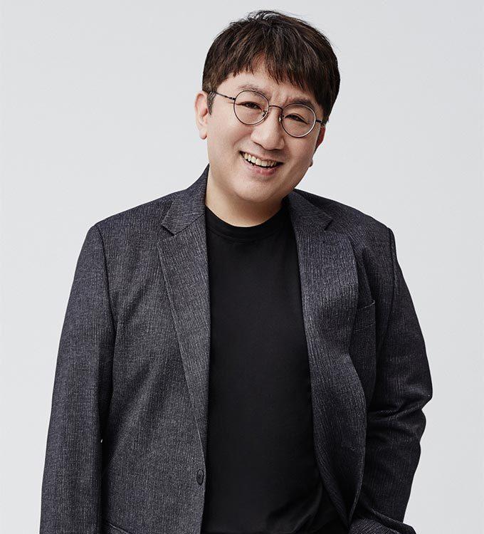 방시혁 빅히트엔터테인먼트 대표/사진제공=빅히트엔터테인먼트