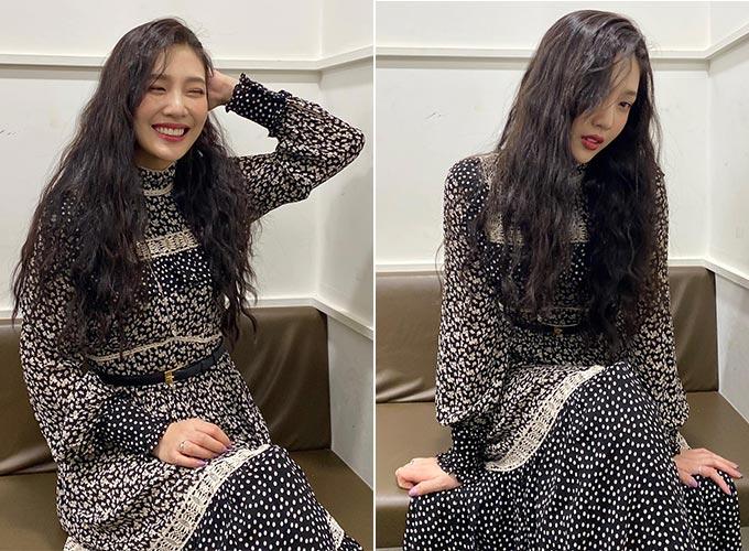 그룹 레드벨벳 조이/사진=조이 인스타그램