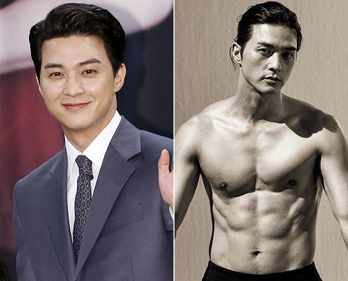 배우 김지훈/사진=머니투데이 DB, 김지훈 인스타그램