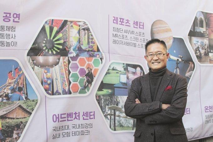 팔도한마당 이기철 회장/사진제공=팔도한마당
