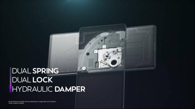 LG전자 전략 스마트폰 'LG 윙' /사진제공=LG전자