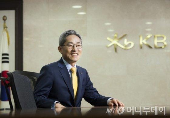 윤종규 KB금융그룹 회장 / 사진제공=KB금융지주