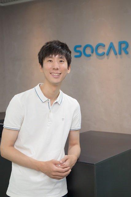 박재욱 쏘카 대표./사진=쏘카