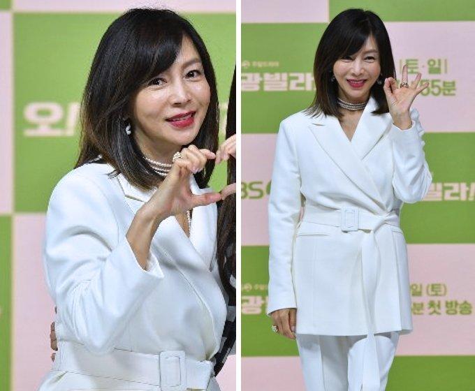배우 황신혜 /사진제공=KBS
