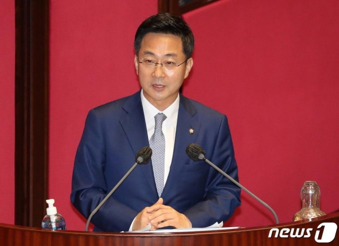 박성준 더불어민주당 의원./사진=뉴스1