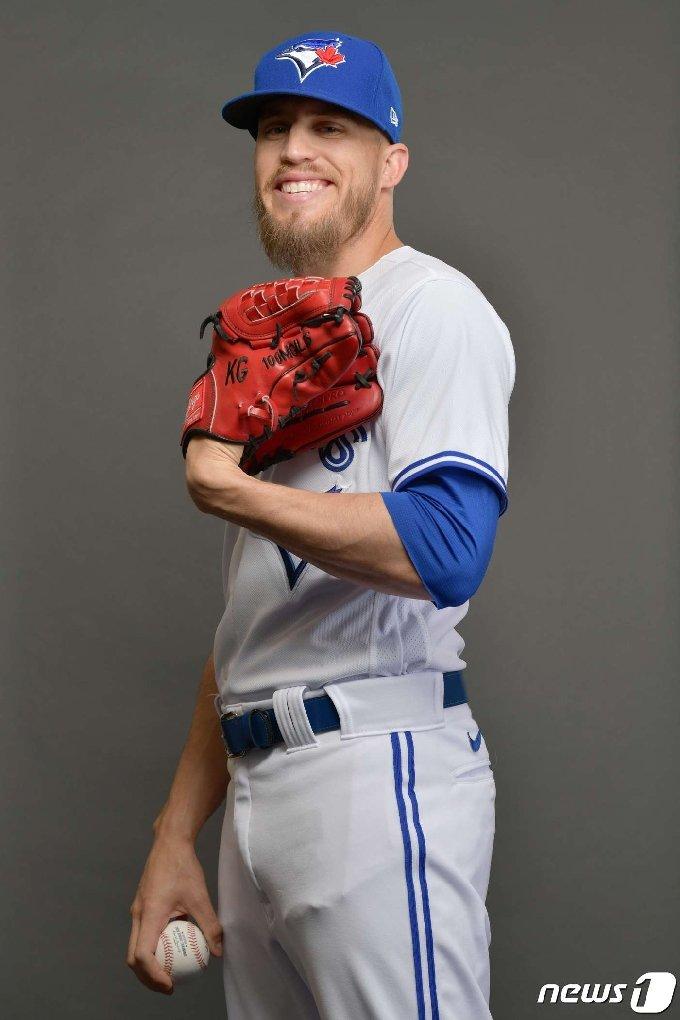 토론토 블루제이스 켄 자일스. © AFP=뉴스1
