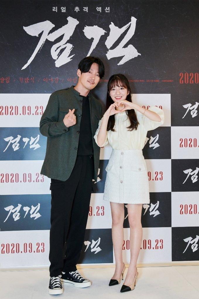 장혁(왼쪽)과 김현수/오퍼스픽쳐스, ㈜더웨이브 E&M © 뉴스1