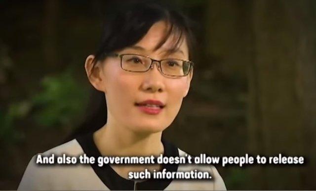 중국 출신 바이러스 학자 옌리멍 박사는지난 11일(현지시간) 신종 코로나바이러스(코로나19 바이러스)가 중국 우한 실험실에서 인위적으로 만들어졌음을 입증할 과학적 증거를 갖고 있으며 곧 공개할 것이라고 밝혔다. 옌 박사가 과거 인터뷰 중인 모습.  2020.09.13./사진=뉴시스