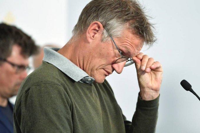 안데르스 텡넬 스웨덴 공중보건국 역학전문가/사진=[스톡홀름=AP/뉴시스]