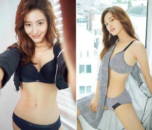 김재경, 속옷 화보 미공개컷 공개…