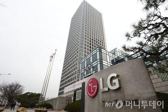 서울 여의도에 위치한 LG 본사 사옥/사진제공=LG