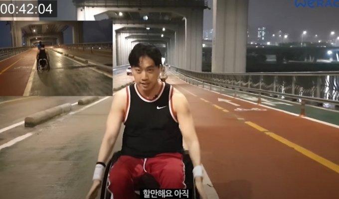 유튜브 '위라클' 채널의 운영자 박위씨(33) /사진=유튜브 캡처