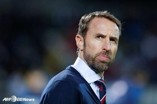 가레스 사우스게이트 잉글랜드 국가대표팀 감독. /AFPBBNews=뉴스1