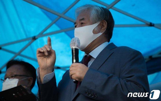 서울시 46억 손배소에 전광훈측