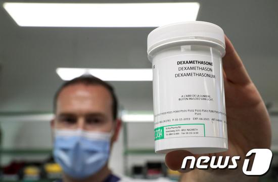 EU, 관절치료 덱사메타손 코로나 중증 환자 사용 승인