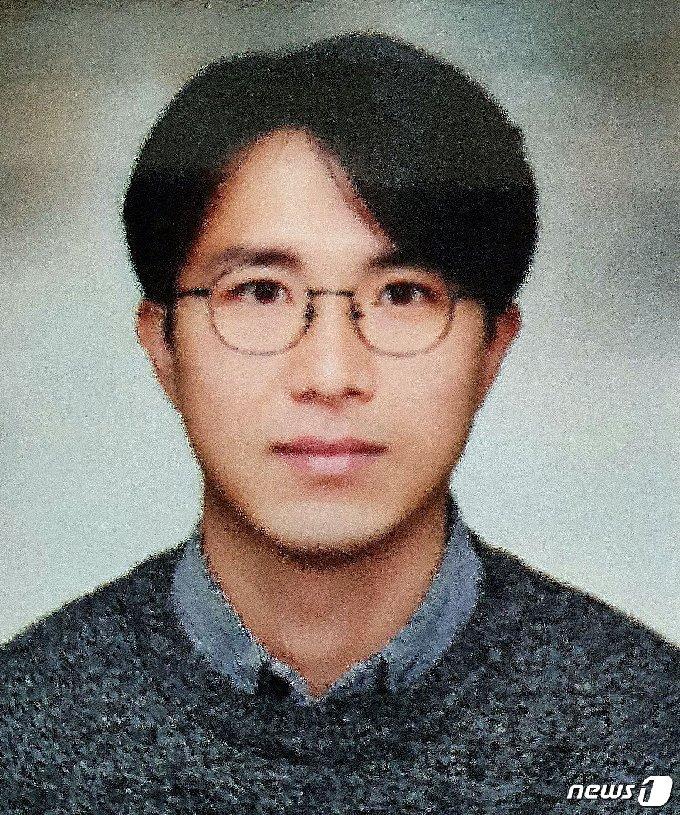 제주 화순해양경찰파출소 소속 송승민 경사.2020.9.19 /뉴스1© News1