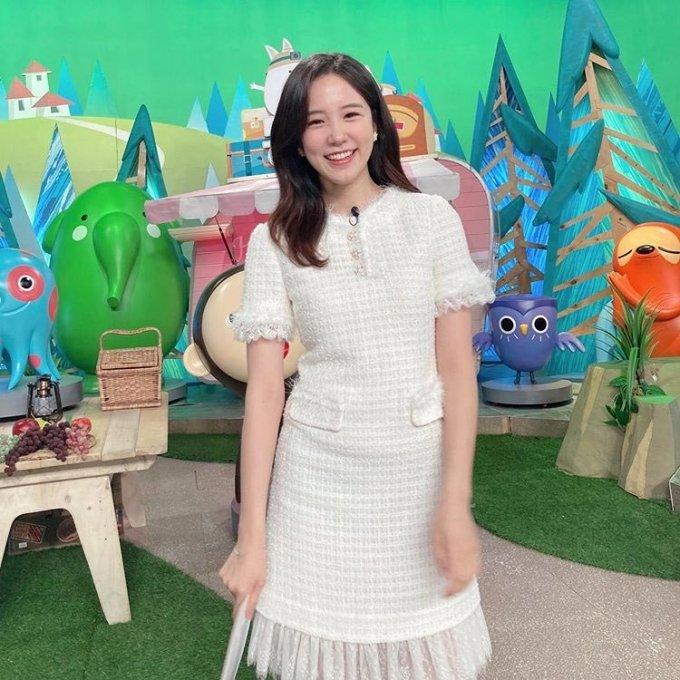 장예원 아나운서/사진=장예원 인스타그램
