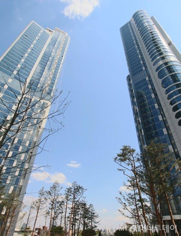 서울 성동구 성수동 트리마제 전경 / 사진=서울 성동구 성수동 트리마제 전경