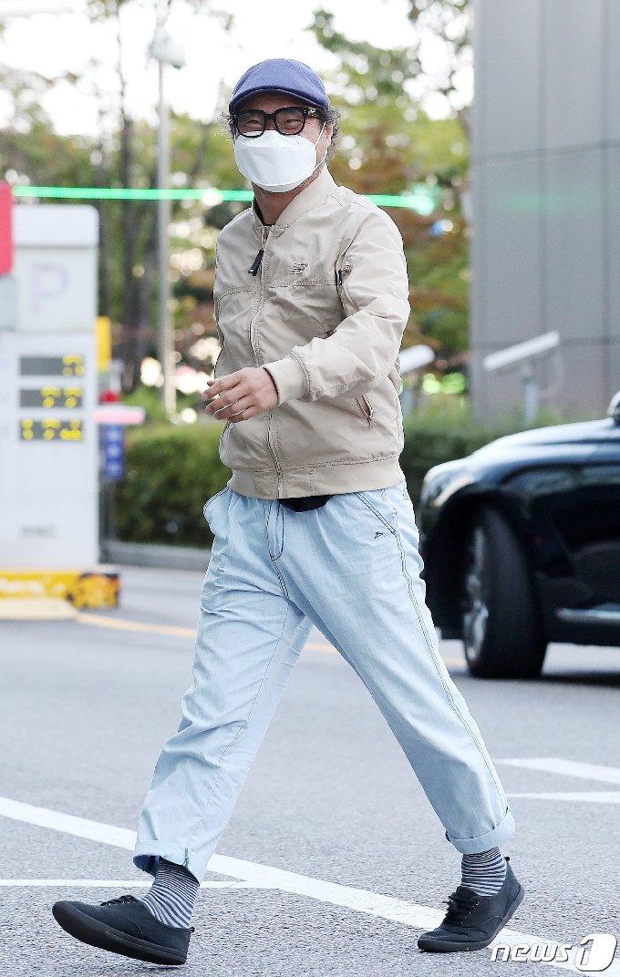 [사진] 김상호 '멀리서 봐도 흐뭇한 눈웃음'