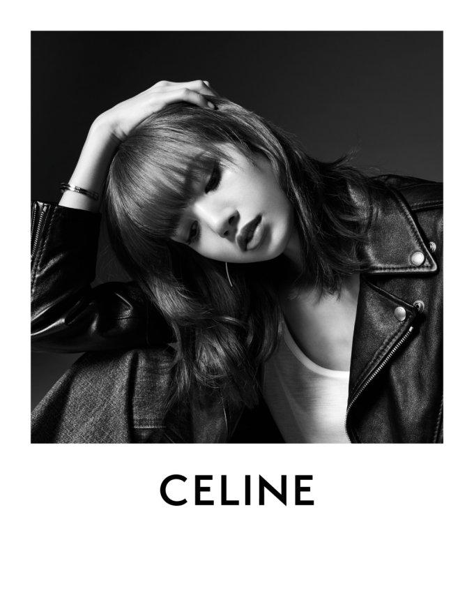 그룹 블랙핑크 리사/사진제공=셀린느(Celine)