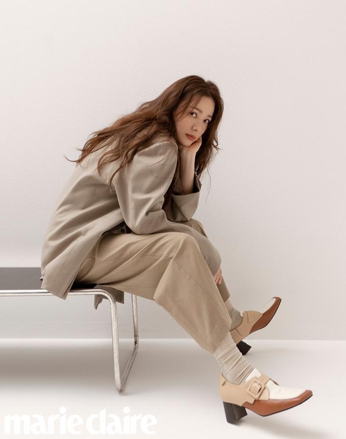 배우 손태영/사진제공=마리끌레르