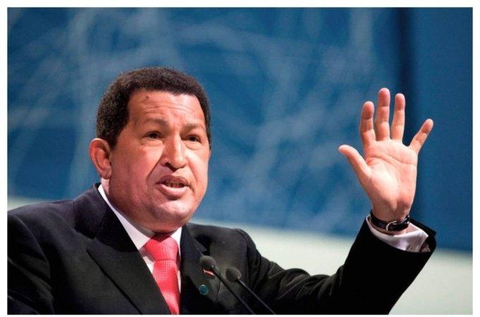 우고 차베스 베네수엘라 전 대통령/사진=블룸버그
