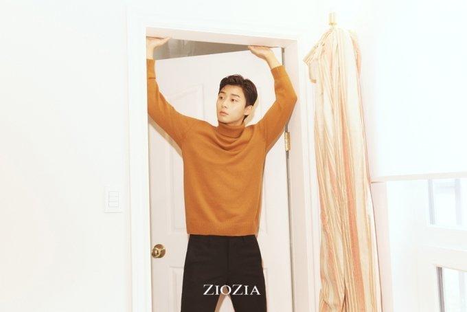 배우 박서준/사진제공=지오지아(ZIOZIA)