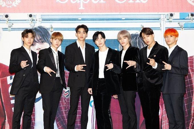 슈퍼엠(SM 엔터테인먼트 제공)© 뉴스1