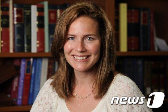 에이미 코니 배럿 제7연방고등법원 판사