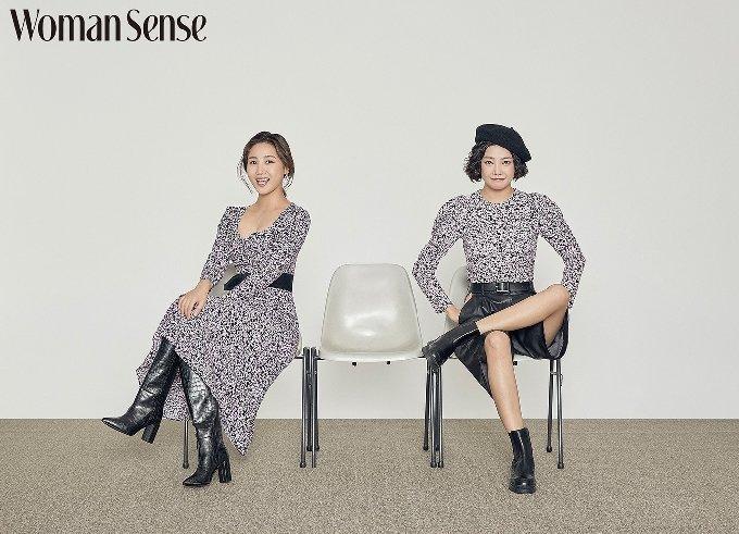고은아 방효선/우먼센스 © 뉴스1