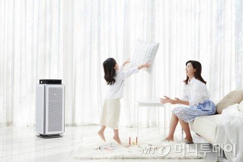 SK매직 모션 공기청정기 /사진제공=SK매직